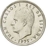 Monnaie, Espagne, Juan Carlos I, 25 Pesetas, 1976, SUP, Copper-nickel, KM:808 - [ 5] 1949-… : Royaume