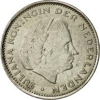 Monnaie, Pays-Bas, Juliana, 2-1/2 Gulden, 1969, TTB, Nickel, KM:191 - Luxembourg