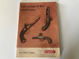 Livres Des Armes à Feu Anciennes - Clergeau 1980 - Sciences