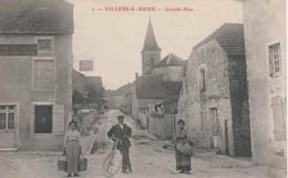 52-20817  -   VILLERS  Sur  SUIZE    -   LA GRANDE  RUE - Frankreich