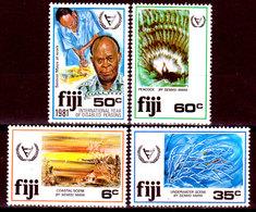 Figi-022 - Emissione 1981 (++) MNH - Senza Difetti Occulti. - Fiji (1970-...)