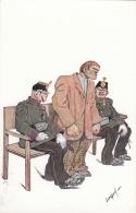 AK - Der Gefangene - Signiert - Verlag Brüder Kohn - 1910 - Non Classés
