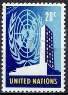 UNITED NATIONS # NEW YORK FROM 1965 STAMPWORLD 158** - New York - Sede De La Organización De Las NU