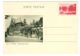 5756 - PARIS  90 C Rouge - Enteros Postales