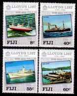 Figi-028 - Emissione 1984 (++) MNH - Senza Difetti Occulti. - Fiji (1970-...)