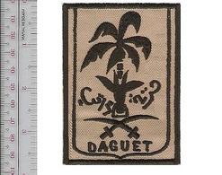 France Army Air Force & Navy Iraq French Forces Operation Daguet Desert Storm War Iraq 3.75 X 2.75 - Blazoenen (textiel)