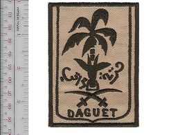 France Army Air Force & Navy Iraq French Forces Operation Daguet Desert Storm War Iraq 3.75 X 2.75 - Ecussons Tissu
