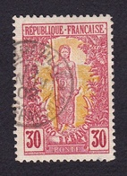 Congo Français1942OFemme BakaloisY&T35 + 36 - Gebraucht