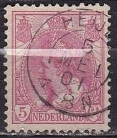 1899 Kleinrondstempel HEIJEN Op 5 Cent Koningin Wilhelmina NVPH 60 - Poststempels/ Marcofilie