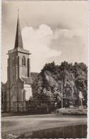 CARTE POSTALE   NEUILLY 58  L'église Et Le Monument Aux Morts - Autres Communes