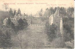 Liège - Aywaille - Remouchamps - Le Château Monjardin - Vue D'ensemble - Aywaille