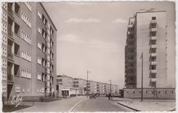 CARTE POSTALE   BORDEAUX 33La Bastide,les Nouveaux Immeubles De La Cité Pinçon.Rue Edouard Branly - Bordeaux