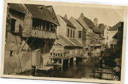 CPA - Cartes Postale - France - Montargis - Les Vieilles Tanneries  ( CP4779 ) - Montargis