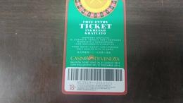 Italia-venezia Unica-casino Card-(IA7161051)-(2)-used - Casino Cards