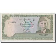 Billet, Pakistan, 10 Rupees, KM:39, SPL - Pakistan