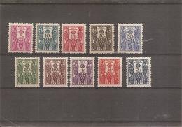 Cameroun ( Taxes 14/23 XXX -MNH) - Cameroun (1915-1959)