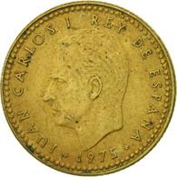 Monnaie, Espagne, Juan Carlos I, Peseta, 1980, TB, Aluminum-Bronze, KM:806 - [ 5] 1949-… : Royaume