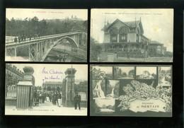 Beau Lot De 60 Cartes Postales De France  Manche  Mooi Lot Van 60 Postkaarten Van Frankrijk ( 50 ) - 60 Scans - Postcards