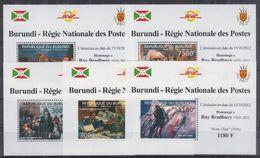 G22. Burundi - MNH - Art - Deluxe - Art