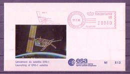 ESPACE - ARIANE Vol Du 1991/07 V44 - ESA/ESTEC - 1 Document - Europe
