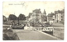 RENNES - Canal D'Ille Et Rance - Péniches - Thème Péniche (1907) Vente Directe - Rennes