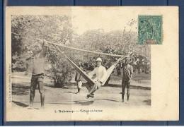 DAHOMEY VOYAGE EN HAMAC - Dahomey