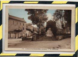 DPT 12 . - . AVEYRON - CASSAGNES-BEGONHES  - LE MONUMENT - Other Municipalities
