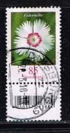 Bund 2014, Michel# 3116 R O Mit Nr. Verwischt - Roulettes