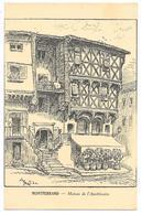 63 - MONTFERRAND - Maison De L'Apothicaire - Illustrateur A. Robida N° 4 - Clermont Ferrand