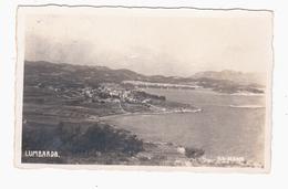 CROATIA Lumbarda 1935 OLD PHOTOPOSTCARD 2 Scans - Kroatië