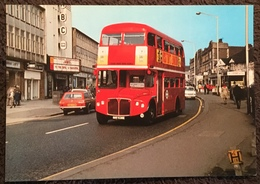 50 A. E. C. Routemaster (RMA) Bus At Romford - Buses & Coaches