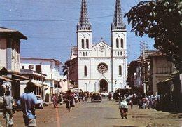 Togo - Lomé - Street Scene - Togo