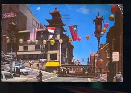 SAN FRANCISCO CHINATOWN  1960 - Autres