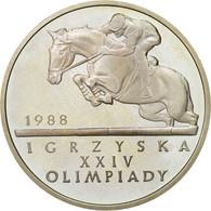 Monnaie, Pologne, 500 Zlotych, 1987, Warsaw, SPL, Argent, KM:165 - Pologne