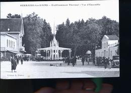 SERMAIZE - Sermaize-les-Bains