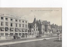 """1cpa Le Touquet-Paris-Plage Hotel Family """"Cote D'opale"""". Digue, Autos - Le Touquet"""