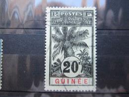 VEND BEAU TIMBRE DE GUINEE N° 38 !!! - French Guinea (1892-1944)