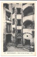 63 - MONTFERRAND - Hôtel De Jean De Doyat - Ed. LL N° 47 - Clermont Ferrand