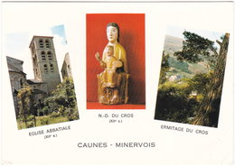 11. Gf. CAUNES-MINERVOIS. 3 Vues. 73-710 - Francia