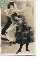 Carte 1907 / CHAVITA / ARTISTE  Opéra Comique /  REUTLINGER Paris /  S.I.P. N° 1249 - Artistes