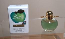"""Nina Ricci """"Bella"""" Eau De Toilette 4ml - Miniatures Modernes (à Partir De 1961)"""