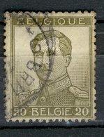 Belgique Belgie 1912 - Oblitéré Y&T N° 112 - 1912 Pellens