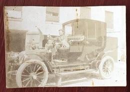 Automobile Vers 1900. - Automobiles