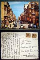 (FG.F21) BAGHERIA - CORSO UMBERTO I° Animata, Auto Cars Voitures, Bar Carmelo (PALERMO) 1 Primo - Bagheria
