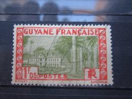 VEND BEAU TIMBRE DE GUYANE N° 125 , (X) !!! - Unused Stamps