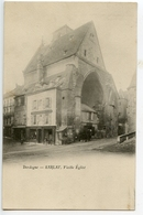 Sarlat Vieille église - Sarlat La Caneda