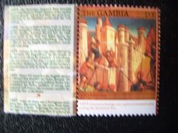 Gambia, Millennium History, Constantinaple, Castle, War, Soldiers,  2000 - Gambia (1965-...)