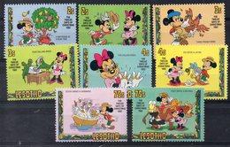 LESOTHO     Timbres Neufs ** De 1982   ( Ref 491D )  Disney - Noël - Lesotho (1966-...)