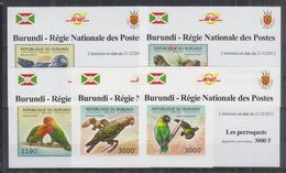 H22. Burundi - MNH - Animals - Birds - Deluxe - Birds