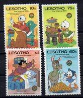 LESOTHO     Timbres Neufs ** De 1985   ( Ref 504C )  Disney - Noël - Lesotho (1966-...)